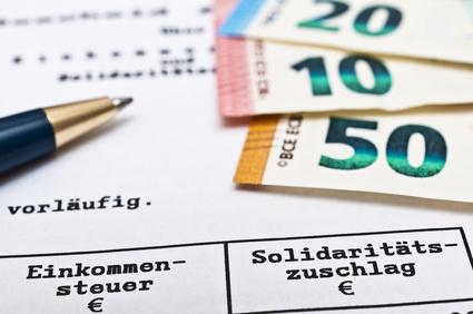 Les prélèvements sur le salaire en Allemagne