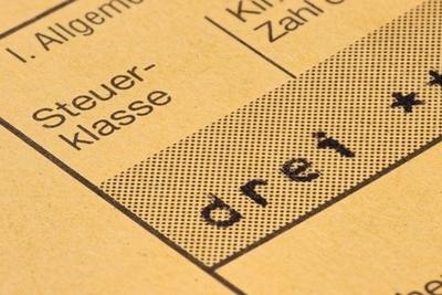 L'impôt sur le salaire en Allemagne (Lohnsteuer)