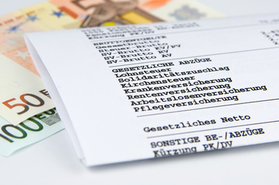 Retenue à la source de l'impôt sur le revenu en Allemagne