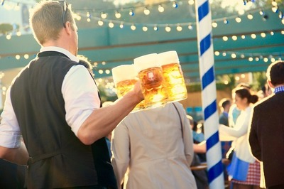Conclure des affaires Oktoberfest Munich