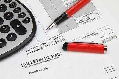 Höhe der Gehälter in Frankreich nach Regionen und Departements