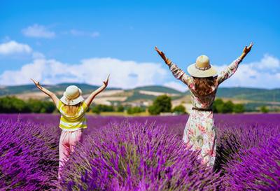 Überstunden und Urlaub in Frankreich