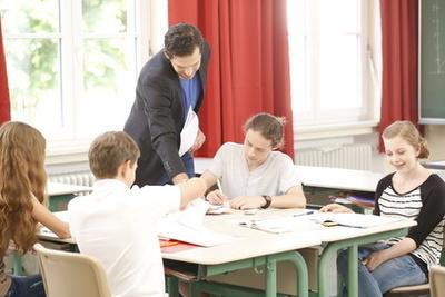 L'enseignement secondaire en Allemagne