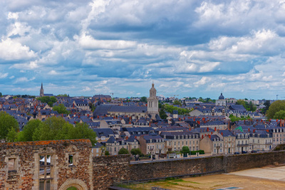 Die französischen Gehälter variieren von Stadt zu Stadt eher wenig