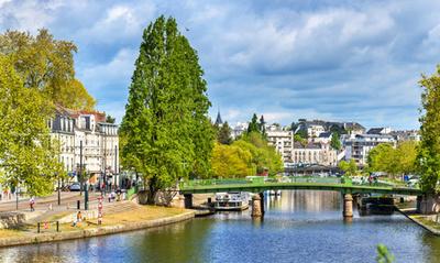 Mittelgroße Städte in Frankreich sind eigentlich interessanter