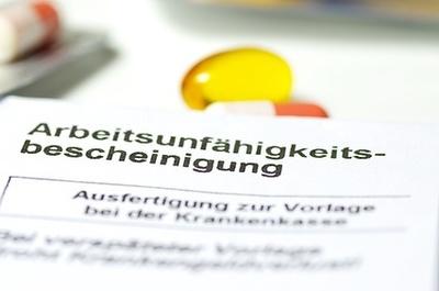 Présenter un certificat médical en Allemagne
