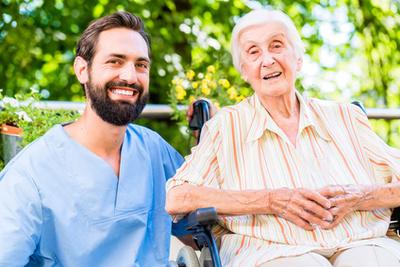 Vermittlung von französischsprachigem Pflegepersonal (Krankenschwester, Krankenpfleger) aus Frankreich