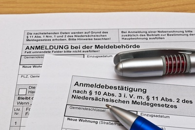La déclaration d'arrivée en Allemagne (Anmeldung)