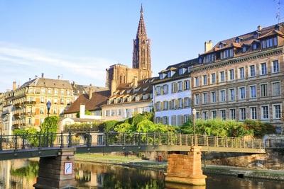 Leben und arbeiten in Straßburg und im Elsass
