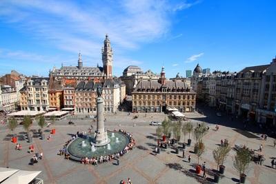 Leben und arbeiten in Lille und Nordfrankreich