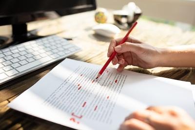 Die französische Rechtschreibung in der Bewerbung: Vorsicht vor Fehlern im Anschreiben und Lebenslauf