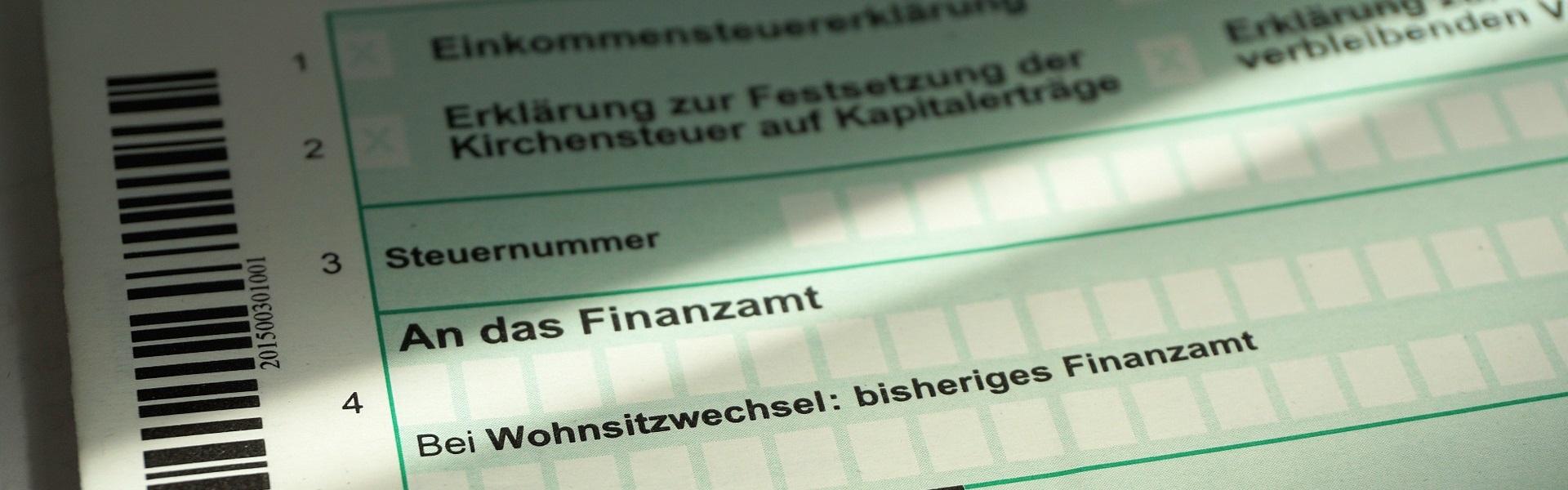Déclaration fiscale à partir de 410 euros de remplacement de salaire par an