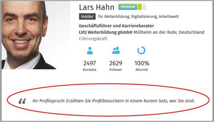 Exemples de formulation en allemand à utiliser sur les réseaux sociaux lors de votre recherche d'emploi