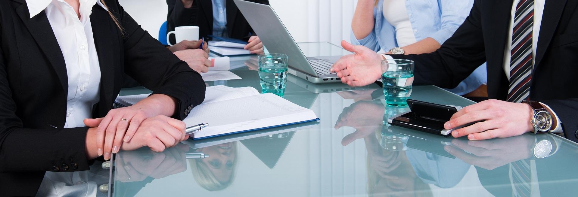 Informationen im CV klar und sinnvoll strukturieren