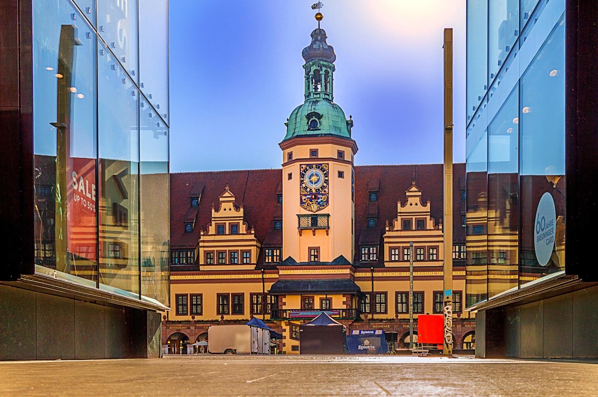 Leipzig, une ville devenue à la mode