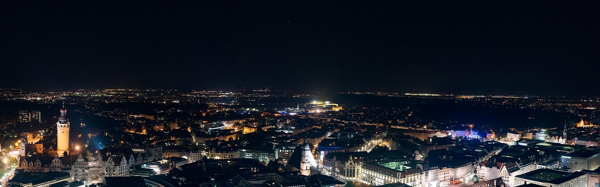 Les cafés, bars et restaurants à Leipzig