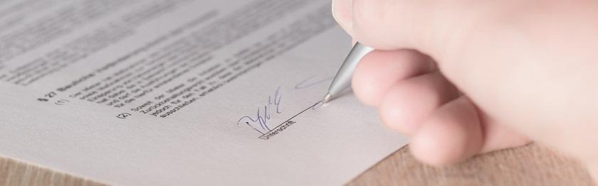 Mietvertrag in Frankreich