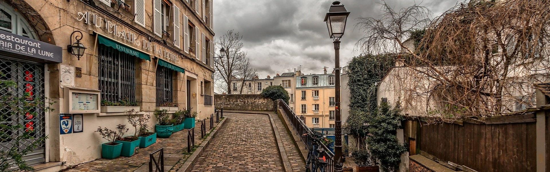 Suche nach einem Praktikum in Paris und Frankreich