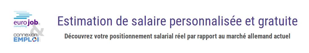 Estimation de salaire personnalisée et gratuite